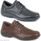 NEW IMAC MENS LEATHER LACE UP CASUAL FORMAL MUDGUARD BOOTS SHOES SIZE