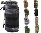 9Color Wargame Bicycle Molle Zipper H2O Water Bottle Medical Pouch Holder Typhon