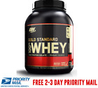 Optimum Nutrition ON 100 Whey Protein Gold Standard 5 Lb BCAA Choose A Flavor
