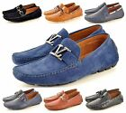 New Mens Casual Loafers Moccasins Slip on Driving Shoes Avail. in UK Sizes 6-11