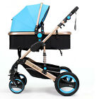 Belecoo Baby Child Carriage Foldable Travel System Stroller Buggy Pushchair Pram