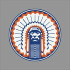 Illinois Fighting Illini #3 NCAA College Vinyl Sticker Decal Car Window Wall