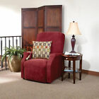 Sure Fit Stretch Pique Lift Recliner Slipcover