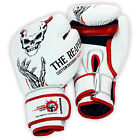 Reaper - Genuine Leather Gel Boxing MMA Bag Gloves by  Eclipse Gear