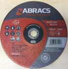 ABRACS Phoenix Extra Thin Cutting Slitting 230mm Metal INOX Disc - BULK DEALS
