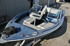 '88 18' Blue Fin Sportsman 1900 W 85HP Force Outboard Trailer