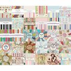 DOVECRAFT PAPER FIRST EDITION  6X6 CARDMAKING SCRAPBOOKING