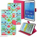 "Slim Leather Smart Cover Stand Case For Samsung Galaxy Tab S 8.4"" SM-T700 Branch"