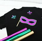 METALLIC & FOIL HEAT TRANSFER VINYL BY THE YARD 20 WIDE EASY WEED  - THREADART