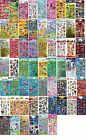 Character Stickers 1 Small Sheet 9.5x16cm Good for Reward or Party Bags