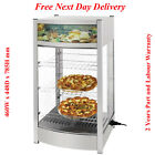 Modena THFM Hot Heated Food Chicken Pie Pastries Display Merchandiser 660Wx437D