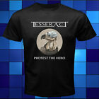 New TESSERACT Protest The Hero Rock Band Black T-Shirt Size S M L XL 2XL 3XL