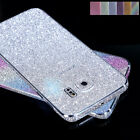 Luxury Glitter Bling Full Body Sticker Decal Wrap Skin For Samsung S8 Note 8 A3