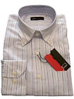 Camicia uomo Jo Sorrento tg. 40 41 43 Cotone Righe Classic Shirt Button-down 2c