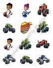 Blaze & The Monster Machines Edible Print Premium Cupcake/Cookie Toppers 2 Sizes