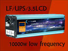 3000W,5000W,6000W,8000W,10000W,15000W LF 12V,24V,48V PureSineWave Power Inverter