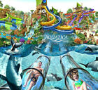 AQUATICA ORLANDO WATER PARK FLORIDA TICKET $33 ADMISSION PROMO DISCOUNT TOOL