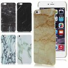 Classic Marble Stone Texture Pattern Hard Case Cover for Apple iPhone 5s/6/6Plus