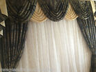swags and tail curtains