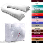 9Ft/12Ft U Body/Bolster Support Maternity Pregnancy Support Pillow OR Case