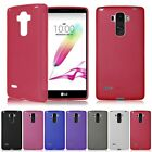 Ultra Slim Matte Phone Case Cover Rubber Soft TPU Protector For LG G4 Stylus