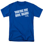 Old School My Boy Blue T-Shirt Sizes S-3X NEW