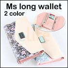 Fashion Women Ladies Clutch Wallet Long Card Coin Holder Envelope Purse Handbag