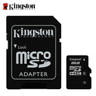 Kingston 4GB 8GB 16GB 32GB Micro SD SDHC Memory Card Class 4 TF Card
