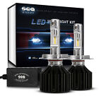 SEALIGHT 12000LM H4/H7/9005/H11/H1 LED Headlight Bulbs 6000K Beam Fog light Kit