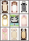 Cocalo Plushy Cute Animal Changing Pad Cover - 8 Design Available Christmas Gift