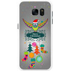 Merry Christmas Christmas Decorations Hard Case For Samsung Galaxy S7 (G930F)