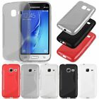 S Line Gel TPU Silicone Case Skin Cover For Samsung Galaxy J1 Nxt/J1 Mini (2016)