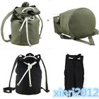 New Men's Canvas Travel Rucksack Hiking Satchel Military Backpack Messenger Bag