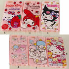 Hellokitty & Twins Star Cartoon TPU Back Case Cover For iPhone 5S& 6/6S & 6 Plus