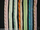 BRITISH TRIMMINGS FLANGED CORD ROPE UPHOLSTERY CUSHIONS CURTAINS EDGING NEW