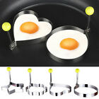 fried egg mould - Cooking Kitchen Tool Stainless Steel Fried Egg Shaper Ring Pancake Mould Mold FU