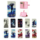 Magnet Set Auger Leather Flip Stand Case Cover Shell For Samsung Galaxy S6Edge