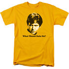 Star Trek What Would Sulu Do TV Show T-Shirt Sizes S-3X NEW