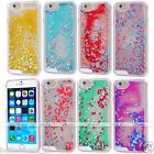 Hot Glitter Heart Bling Dynamic Liquid Quicksand Case Cover For iPhone 6/6S 4.7""