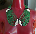 VINTAGE EGYPTIAN REVIVAL RUNWAY HAUTE COUTURE NECKLACE