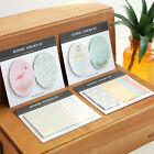 iConic Sticky it - Useful Translucent Sticky Notes - Tracing Paper Memo Notes-DS