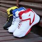 New Fashion Sneakers Mens High Top Athletic Shoes Basketball Sport Casual Shoes