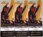 3 each 2016 Indy 500 Tickets - 100th Indy 500 - Front Stretch Stand A - In Shade