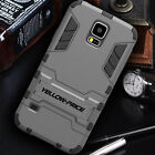 Samsung Galaxy Kick-Stand Armor Case Cover Ultimate Protection Shockproof