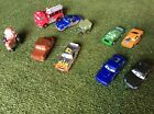 DISNEY CARS DIECAST CHEWALL DOC HUDSON ++ YOU CHOOSE