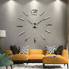Fashion Wall Clock European Oversized Living Room Modern Minimalist Diy