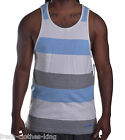 O'neill Men's $32 Fillmore Stripe Tank Top Shirt Choose Size