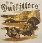 DIXIE OUTFITTERS WILD TURKEY HUNTING / OLD TRUCK REBEL REDNECK SHIRT #6839