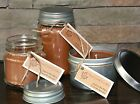 Maple Creek Candles ~ MULLED APPLE CIDER apples and spices ~ Pick A Size