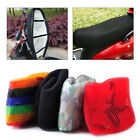 3D Waterproof Breathable Mesh Seat Cover Cushion fits Motorcycle Scooter Moped